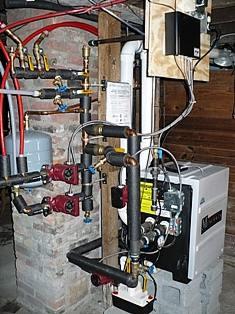 Boiler: Munchkin Boiler